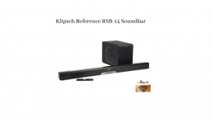 Klipsch-Reference-RSB-14 soundbar review