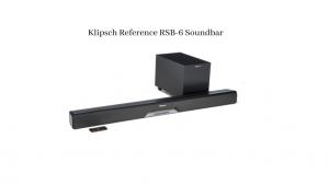 Klipsch-Reference-RSB-6-Soundbar