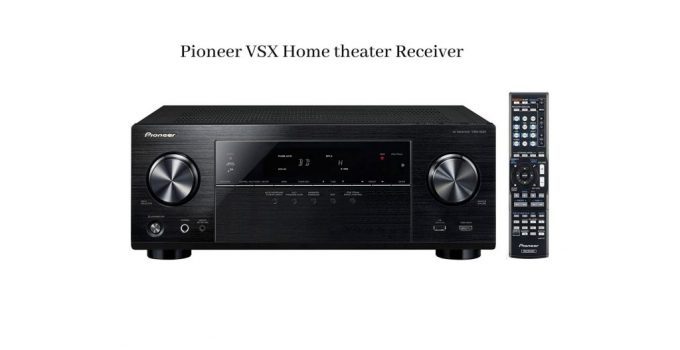 Pioneer-VSX-feature home theater under 500