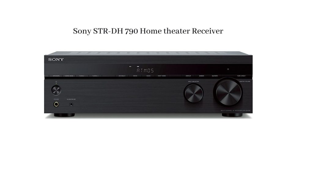 Sony-STR-DH-790 best budget home theater receiver