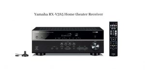 Yamaha-RX-V385 home theater receiver under 500