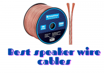 Best speaker wire cables